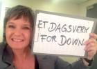 Dagsverk for Down-aktivitet 2016