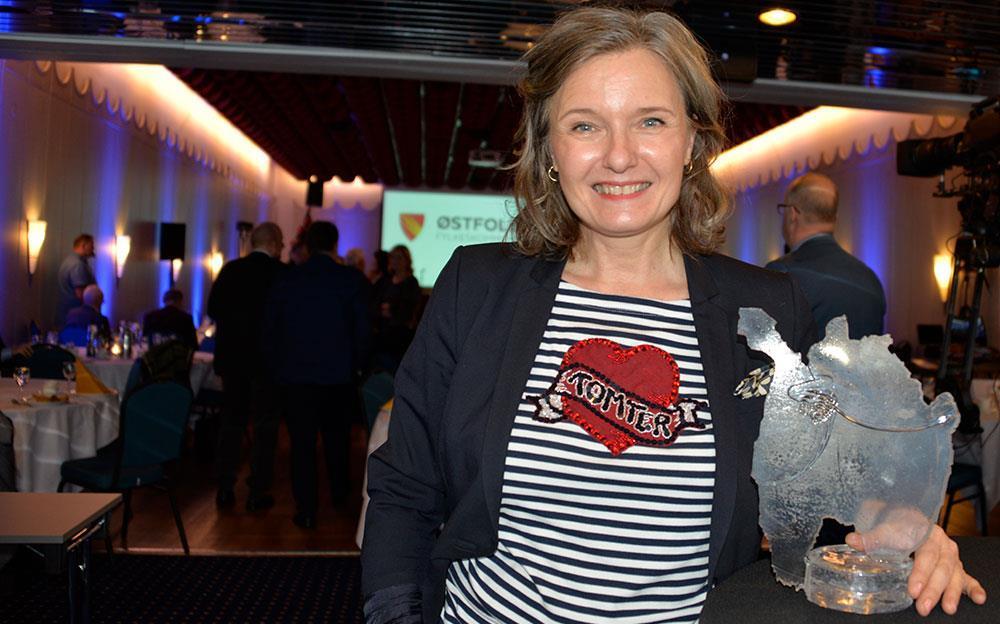 Ingrid Bjørnov. Foto: Kristin Josefsen